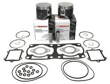 Arctic Cat ZR 600, 1998-1999, Wiseco Pistons & Top End Gasket Set - ZR600/EFI