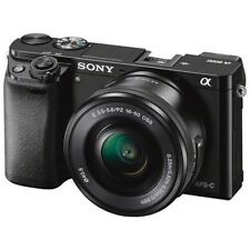 Sony Alpha A6000 Mirrorless Digital Camera solo Corpo