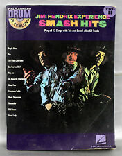 Drum Play-Along: Jimi Hendrix - Smash Hits: Volume 11 by Hal Leonard Corporat...
