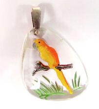 Modeschmuck-Halsketten & -Anhänger aus Glas und gemischten Metallen Tier- & Insekten-Themen