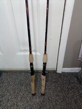 Bass Pro Shope Bionic Blade And Tourney Special W/power Hump Handles. Rare