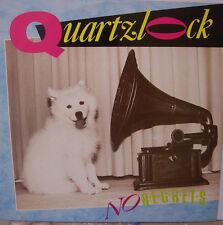 """QUARTZLOCK ~ No Regrets ~ 12"""" Single PS"""