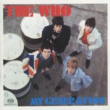 My Generation, Who, New Super Audio CD - DSD