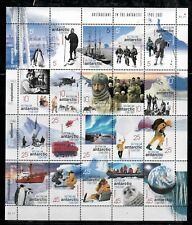 Australian Antartic Territory,Scott#L-117,She et of 20,Mnh,Penguins,