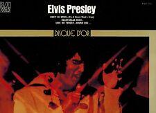 MFD IN FRANCE NM ROCK FNL1 7252 LP ELVIS PRESLEY : DISQUE D'OR
