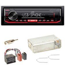 JVC KD-X252 Autoradio MP3 WMA AOA FLAC Einbauset für BMW 3er E36 Z3