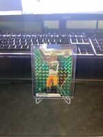 jordan love 2020 mosaic #264 NFL DEBUT Green prizm    Top Loader Scratched !