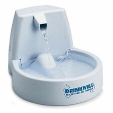PetSafe Drinkwell Automatic Original Pet Fountain Flowing Silent Adjust