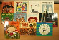 ASSORTED PICTURE BOOKS For Children! Lot of 11 Illustrated Paperbacks FREE SHIP!