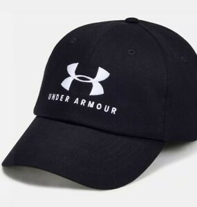 Under Armour Women's Sports Cap Black Factory Sealed