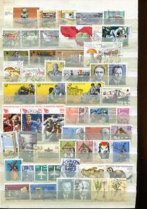 Sammlung  DDR o -  aus 1980 - 1984    ( 42810 )
