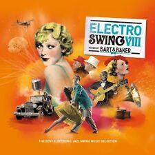 ELECTRO SWING 08 (SWINGROWERS, SWAHN, GILDA, CARAVAN PALACE, ...) 2 CD NEU