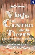 Read in Spanish: Viaje Al Centro de la Tierra para Estudiantes de Español :...