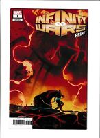 Infinity Wars: Prime #1 NM- 9.2 3rd Print Marvel Thanos; $4 Flat-Rate Shipping!