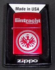 Zippo Concorde Francfort Candy apple red-Neuf: sujets