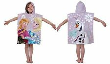 Poncho Children's Bath Towels