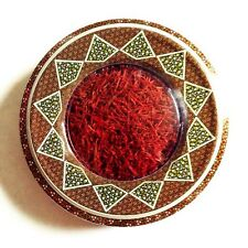 Finest Organic Persian Saffron/Zafran 4.6 Grams 0.16Oz Packed High Quality FRESH