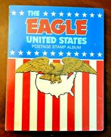 CatalinaStamps: The Eagle US Stamp Album, Canadian 1992 w/1876 Stamps, D105