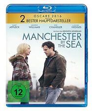 Blu-ray * MANCHESTER BY THE SEA | CASEY AFFLECK # NEU OVP +