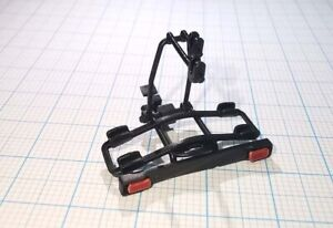 Exclusive! Bicycle carrier with tow bar handmade 1:43