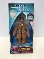 1999 Star Trek Lt. Geordi La Forge As Dr. John Watson T Starfleet Comand Nice