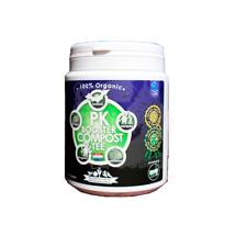 BioTabs PK Booster Compost Tea 600g 100% Organic ConcentratedCompost Hydroponics