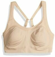 Champion Women's Distance Underwire 2.0 Sports Bra, Nude, Size 38/40C/D BI8T