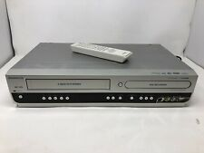 Magnavox ZV420MW8 DVD Recorder VCR Combo With Remote - Tested and Working