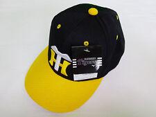 2018 Hanshin Tigers Baseball Cap Hat Home NPB Mizuno Black Yellow LL 60-62cm NWT