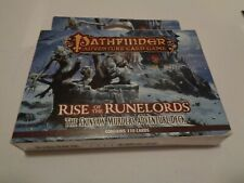 Pathfinder Rise Of The Runelords The Skinsaw Murders Adventure Deck 2
