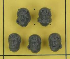 Warhammer 40K Space Marines Blood Angels Sanguinary Guard Heads
