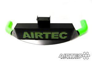 Alfa Romeo Giulietta AIRTEC Motorsport front mount intercooler