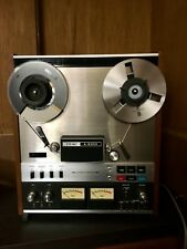TEAC A-6300 STEREO REEL TO REEL TAPE DECK