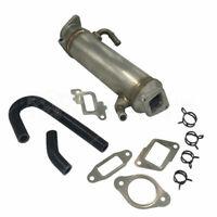 Stainless EGR Cooler Pipe For Chevrolet C4500 GMC Duramax Turbo Diesel 6.6L