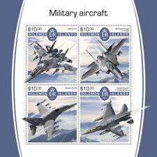 SOLOMON ISLANDS Military planes S201802