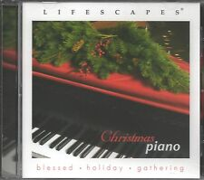 Lifescapes Christmas Piano ~ Blessed Holiday Gathering ~ Solo Piano Recordings