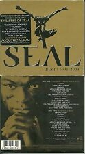 SEAL : THE BEST OF ( 2 CD ) / 27 TITRES / CRAZY / KISS FROM A ROSE / DON' T CRY