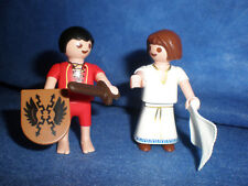 Playmobil Römer römische Kinder romans children unplayed unbespielt top
