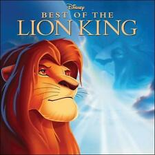 DISNEY: BEST OF THE LION KING CD VARIOUS ARTISTS BRAND NEW SEALED
