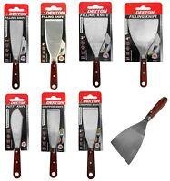 Dekton Stainless Steel Wallpaper Paint Stripper Filling Putty Knife Tang Scraper