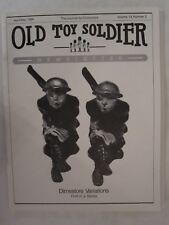 Old Toy Soldier Newsletter Magazine - Volume 13, Number 2 April-May 1989