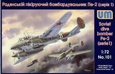 Unimodel 1/72 Petlyakov Pe-2 Series 1 early # 101