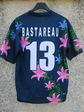 Maillot rugby Stade Français Paris BASTAREAU n°13 shirt collection M