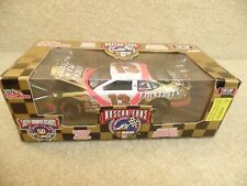 1998 Racing Champions 1:24 Gold NASCAR Jerry Nadeau First Plus Loans Taurus HO