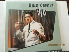 Laserdisc  King Creole  Elvis Presley