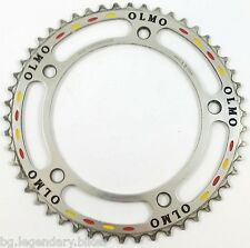 Vintage Campagnolo Record 151 BCD CHAINRING Panto Engraved OLMO 50T