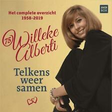 WILLEKE ALBERTI: TELKENS WEER.. -BOX SET [CD]