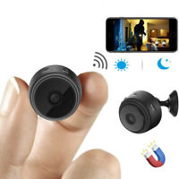 HD Remote Phone App Surveillance Mini Camera 1080P Wireless Home Night Vision'