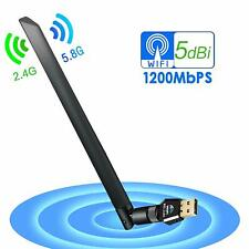 WLAN Adapter USB 3.0 WIFI Stick Wireless Dual Dongle mbit 1200 MBPS 926 AC Win