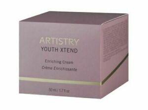 Amway Artistry Youth Xtend Enriching Cream- 50 ml 1.7 FL OZ